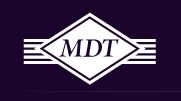 MDT Logo black